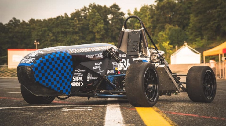 The UPT Racing TEAM took part to the Formula Student Italy 2019 competition!